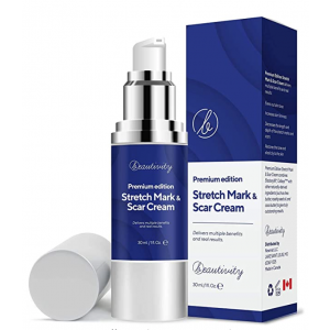 Premium Edition Stretch Mark & Scar Cream by Beautivity