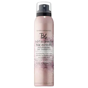 Pret-a-Powder Tres Invisible Nourishing Dry Shampoo with Hibiscus Extract by Bumble and bumble