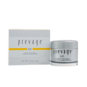 Prevage Anti-Aging Moisture Cream Broad Spectrum Sunscreen SPF 30 by Elizabeth Arden