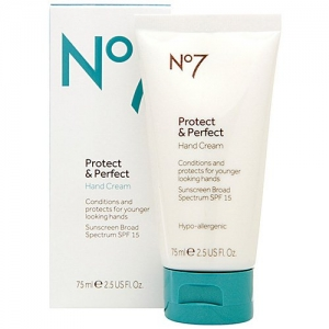 Protect & Perfect Hand Cream SPF 15 by Boots