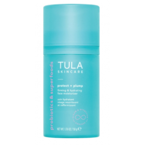 Protect + Plump Firming & Hydrating Face Moisturizer by Tula Skincare