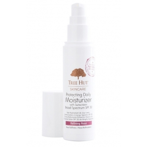 Protecting Daily Moisturizer with Sunscreen Broad Spectrum SPF 30 by Tree Hut