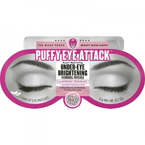 Puffy Eye Attack Super-Hydrating Under-Eye Brightening Hydrogel Patches by Soap & Glory