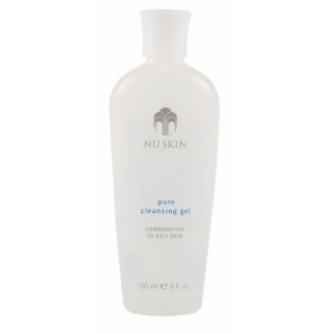 Pure Cleansing Gel, for Combination to Oily Skin by Nu Skin