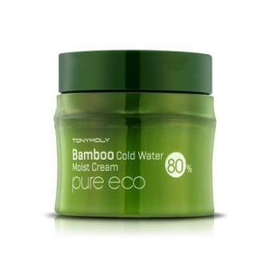 Pure Eco Bamboo Cold Water Moisture Cream by TonyMoly