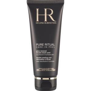 Pure Ritual Care-In-Peel Glow Renewal Double Black Peel by Helena Rubinstein
