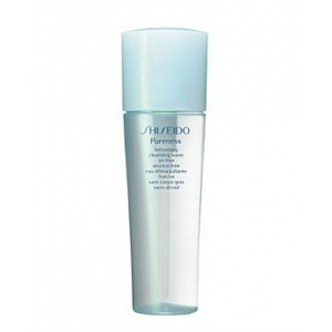 Pureness Refreshing Cleansing Water, Oil-Free, Alcohol-Free by Shiseido