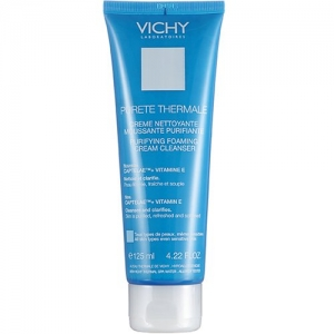 Pureté Thermale Purifying Foam Cream Cleanser by Vichy