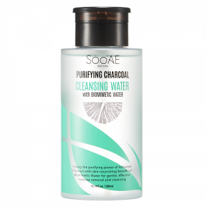 Purifying Charcoal Cleansing Water by Soo Ae