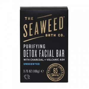 Purifying Detox Facial Bar by The Seaweed Bath Co.