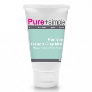 Purifying French Clay Mask by Pure + Simple