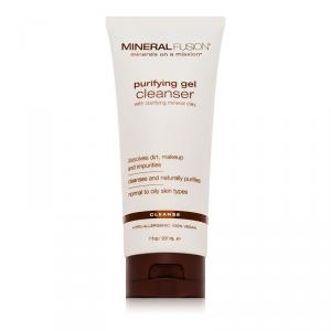 Purifying Gel Facial Cleanser by Mineral Fusion