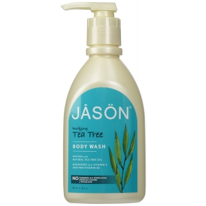 Purifying Tea Tree Pure Natural Body Wash by Jason Natural