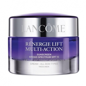 Rénergie Lift Multi-Action Sunscreen Broad Spectrum SPF 15 Lifting & Firming Moisturizer Cream, All Skin Types by Lancôme