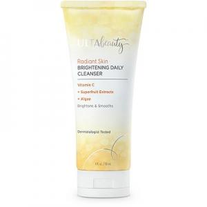 Radiant Skin Brightening Daily Cleanser by Ulta