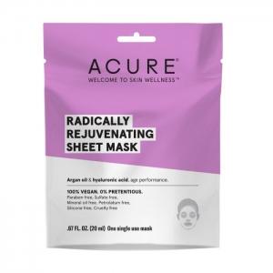 Radically Rejuvenating Sheet Mask by Acure