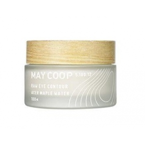Raw Eye Contour by May Coop
