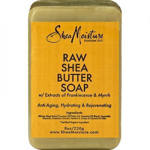 Raw Shea Butter Soap by Shea Moisture