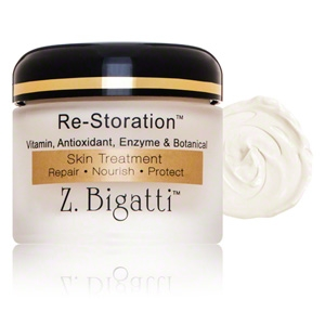 Re-Storation Skin Treatment Facial Cream by Z. Bigatti