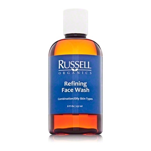 Refining Face Wash by Russell Organics