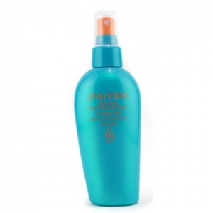 Refreshing Sun Protection Spray SPF 16 PA+, for Body/Hair by Shiseido