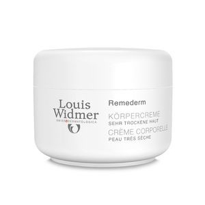 Remederm Body Cream Non-Scented by Louis Widmer