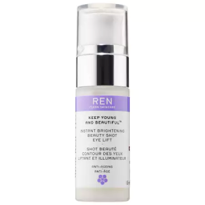 Keep Young and Beautiful Instant Brightening Beauty Shot Eye Lift by REN