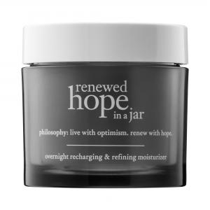 Renewed Hope In A Jar Overnight Recharging & Refining Moisturizer by philosophy