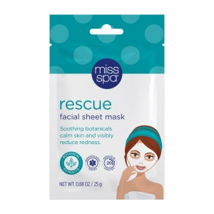 Rescue Facial Sheet Mask by Miss Spa
