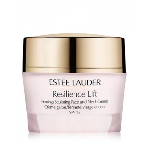 Resilience Lift Firming/Sculpting Face and Neck Creme SPF 15 by Estée Lauder