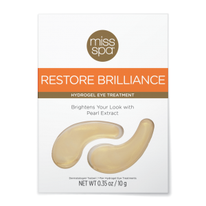 Restore Brilliance Hydrogel Eye Treatment by Miss Spa