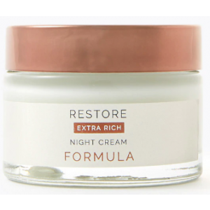 Restore Extra Rich Night Cream by Formula (by Marks & Spencer)