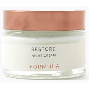 Restore Night Cream by Formula (by Marks & Spencer)