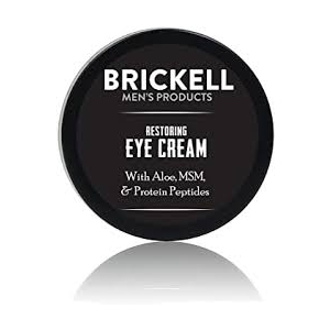 Restoring Eye Cream by Brickell Men's Products