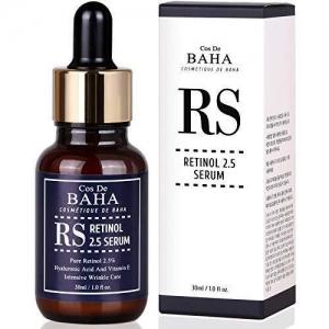 Retinol 2.5% Serum by Cos De Baha