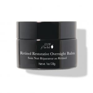 Retinol Restorative Overnight Balm by 100% Pure