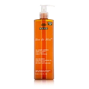 Reve de Miel Face And Body Ultra-Rich Cleansing Gel by Nuxe
