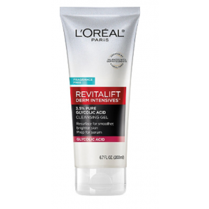 Revitalift Derm Intensives 3.5% Glycolic Acid Cleansing Gel by L'Oreal Paris