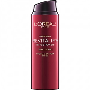 Revitalift Triple Power Day Lotion Broad Spectrum SPF 20 by L'Oreal Paris