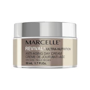 Revival+ Ultra-nutrition Anti-aging Day Cream by Marcelle