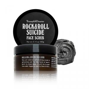 Rock & Roll Suicide Face Scrub by Triumph and Disaster