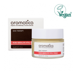 Rose Absolute Vital Cream by Aromatica