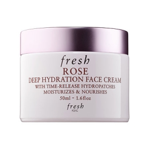 Rose Deep Hydration Face Cream by fresh