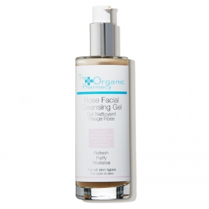 Rose Facial Cleansing Gel by The Organic Pharmacy