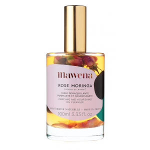 Rose Moringa Oil Cleanser by Mawena