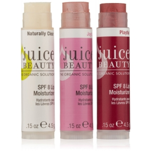 SPF 8 Tinted Lip Moisturizers by Juice Beauty