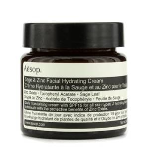 Sage and Zinc Facial Hydrating Cream SPF 15 by Aesop