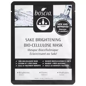 Sake Brightening Bio-Cellulose Mask by Boscia