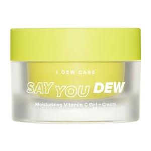 Say You Dew Moisturizing Vitamin C Gel + Cream by Memebox