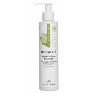 Sensitive Skin Cleanser with Anti-Aging Antioxidants & Pycnogenol by Derma E